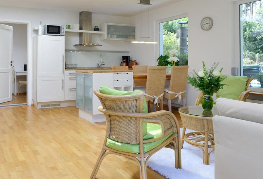 kuche wohnzimmer offen alles 252ber wohndesign und m246belideen